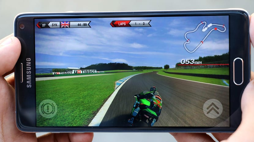 Industria juegos móviles