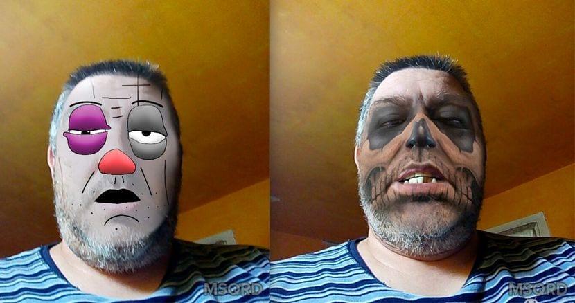 MSQRD, cómo usar la app de moda para crear tus vídeos con divertidas máscaras