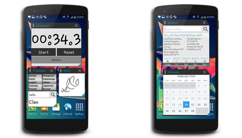 Multi-tarea Android