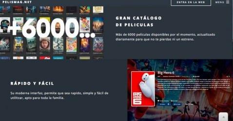 Pelis Magnet, el PopCorn español para ver series y películas gratis en streaming