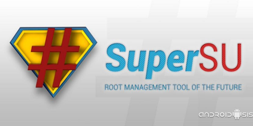 SuperSu logo en HD