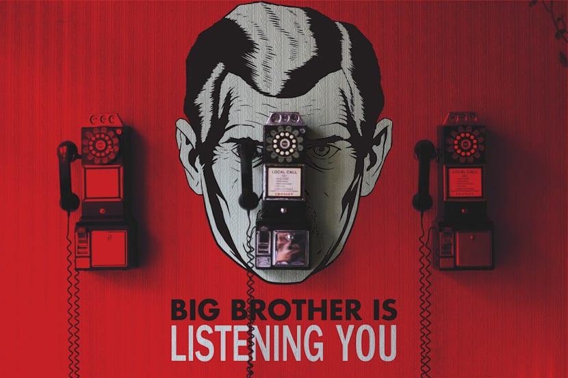 Smartphone te escucha