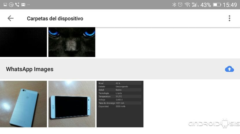 Cómo guardar tus fotos de Whatsapp en Google Fotos. ¡¡Espacio ilimitado!!