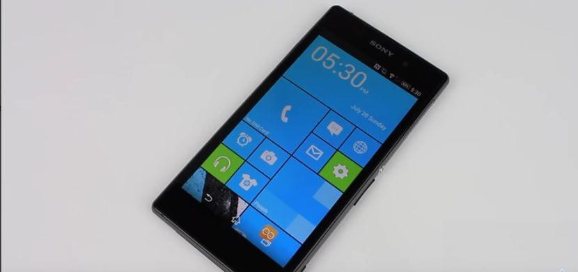 Cómo disfrutar de Windows 10 en Android gracias a un sensacional Launcher gratuito