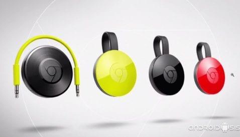3 Reproductores de música para Chromecast que no pueden faltar