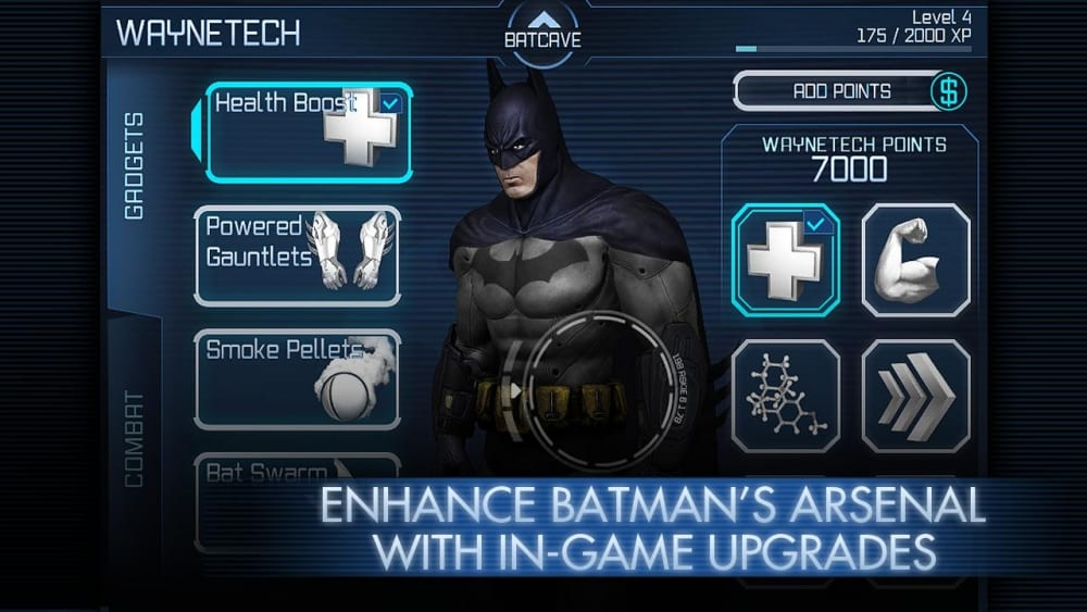 Batman- Arkham City Lockdown