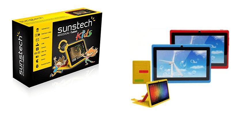 Tablet Kidozdual de Sunstech