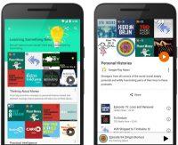 Podcast en Google Play Music