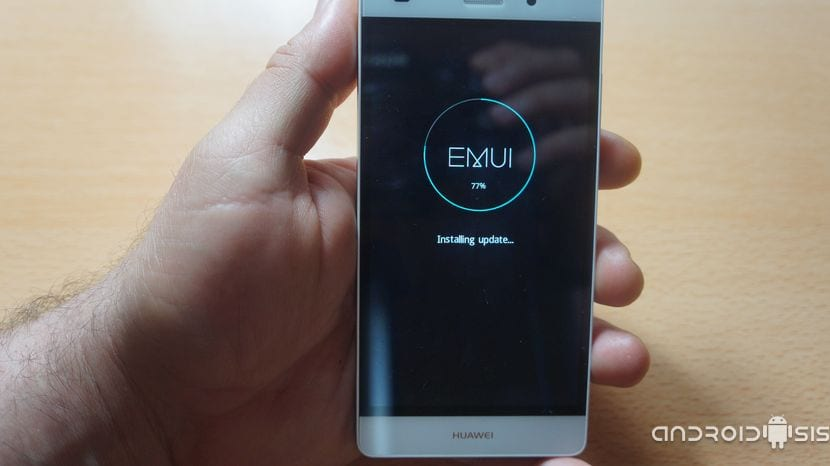 Cómo actualizar el Huawei P8 Lite a Android M oficial