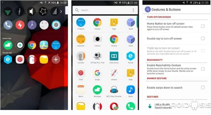 Descarga ya Android N Launcher