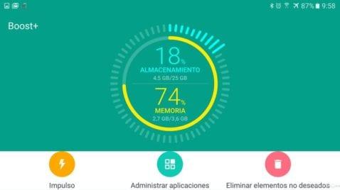[APK] Descarga ya HTC Boost+ el limpiador del nuevo HTC 10 ahora válido para cualquier Android