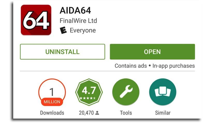 App con publicidad