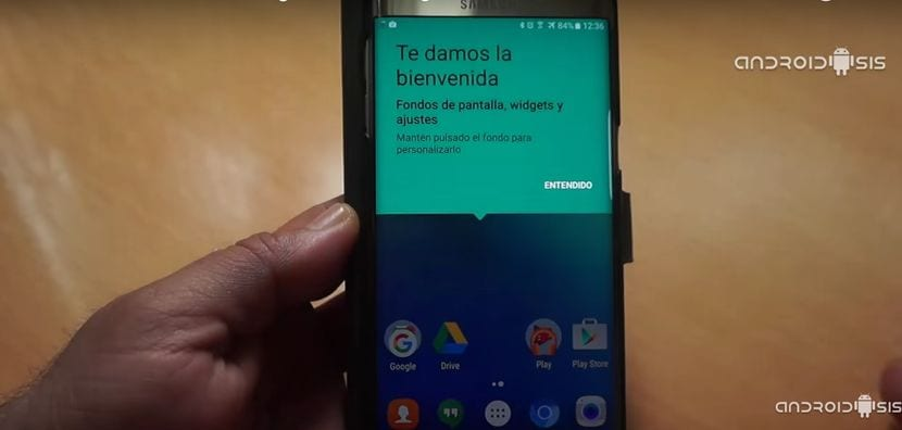 Cómo desactivar Briefing en Samsung (El lector de feeds de TouchWiz)