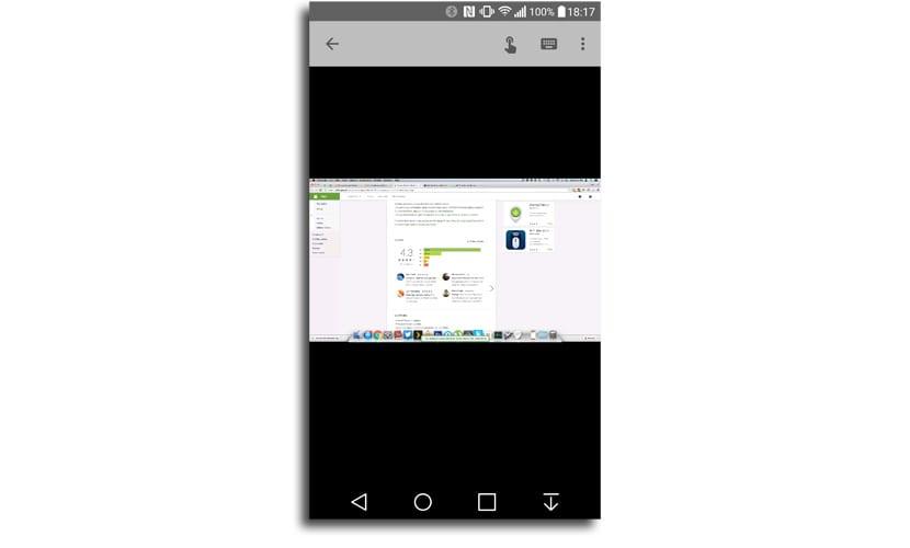Control Remoto Chrome