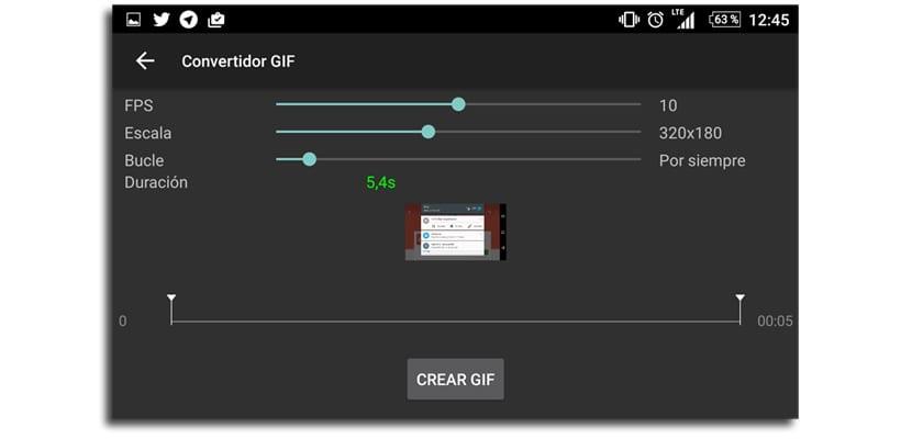 Convertidor GIF