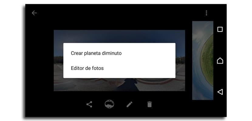 Planeta diminuto