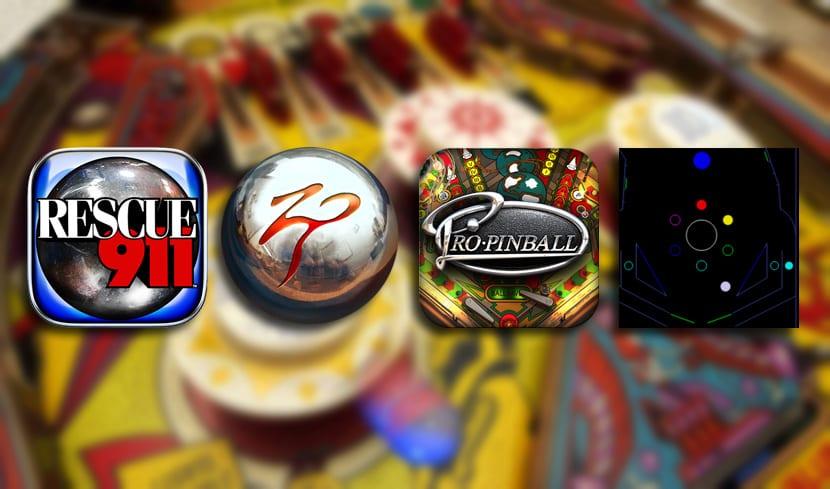 Juegos pinball