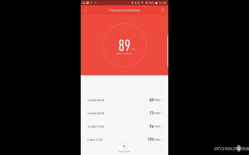 [APK] Descarga la nueva versión de Mi Fit 2.0 traducida al Español gracias a HTCManía