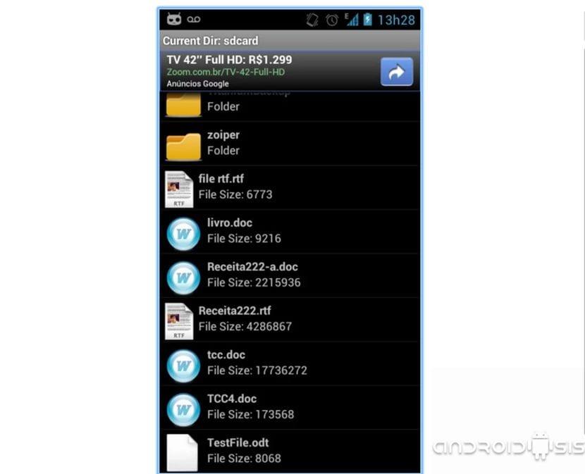 Doc to PDF o cómo convertir fácilmente documentos a PDF desde tu Android