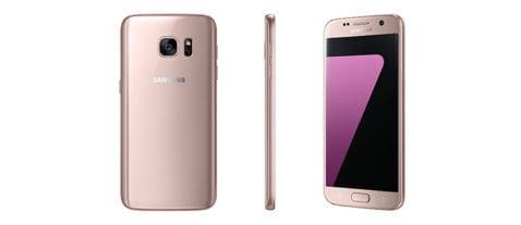 Galaxy S7 oro rosa
