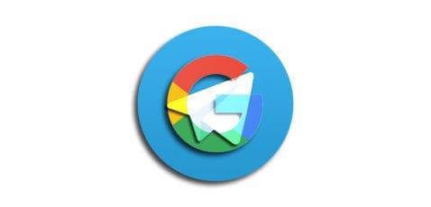 Google interés Telegram