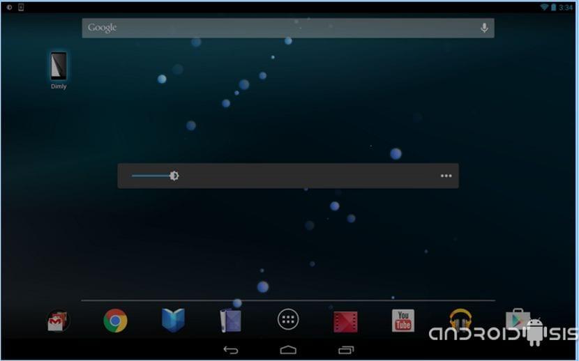 el modo nocturno de Android N en cualquier terminal Android