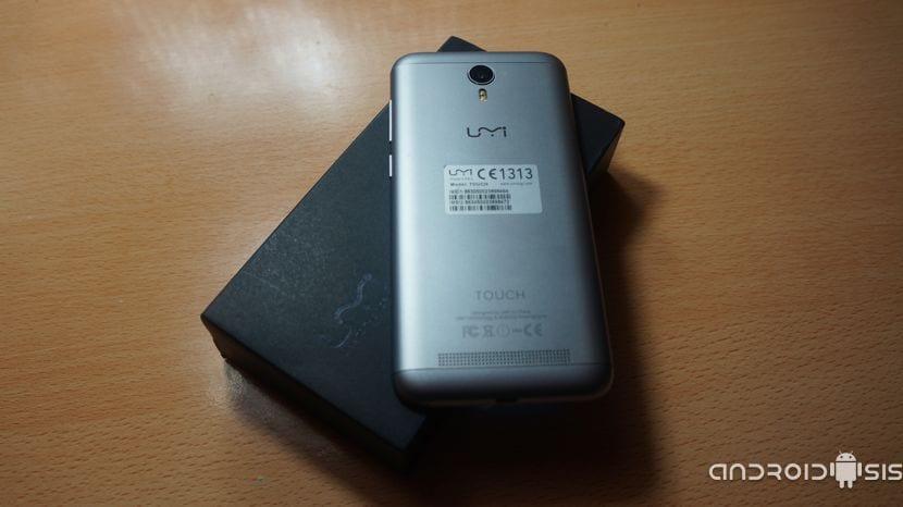 Probamos a fondo el UMI Touch. Un buen terminal Android por apenas los 140 euros