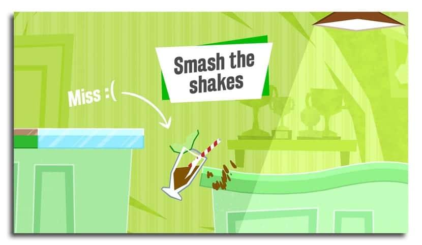 Slide the Shakes