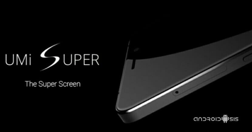 6 Gb de RAM, Snapdragon 820, USB Type-C y pantalla AMOLED por apenas los 300 dólares. ¿UMI Super?