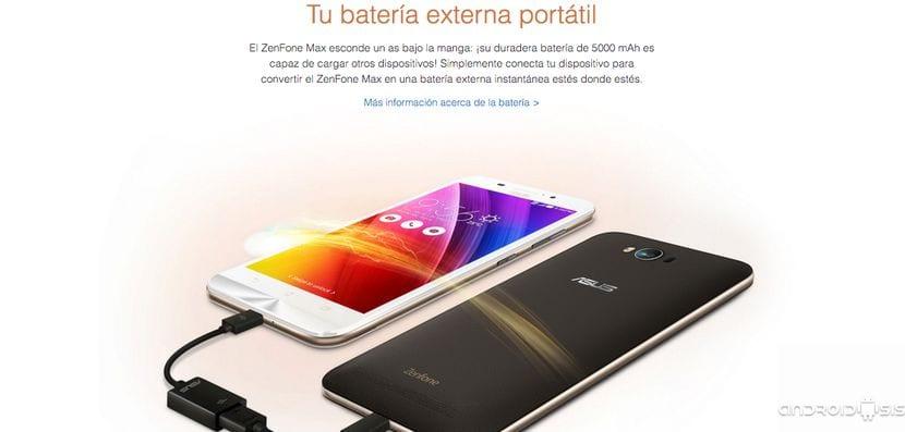 Unboxing y primeras impresiones acerca del ASUS Zenfone MAX, el ASUS con 5000 mAh de batería por tan solo 130 euros