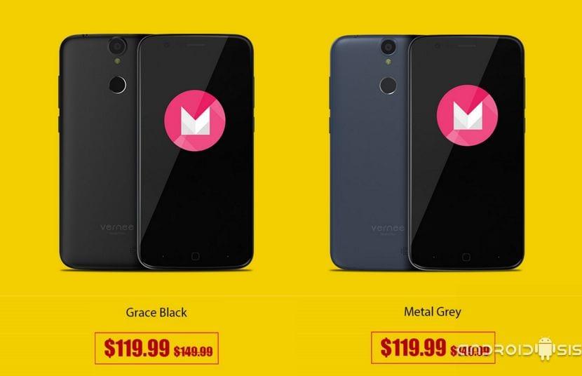 Vernee Thor o como conseguir un Smartphone de 3 Gb de RAM, procesador de 8 núcleos, lector de huellas y Android 6.0 Marshmallow por tan solo 105 Euros