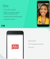 Allo Duo Google