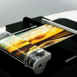 Pantalla flexible Samsung Galaxy X