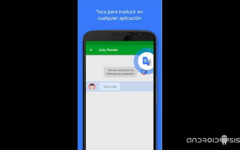 [APK] Así funciona Tap To Translate, la nueva funcionalidad de Traductor de Google