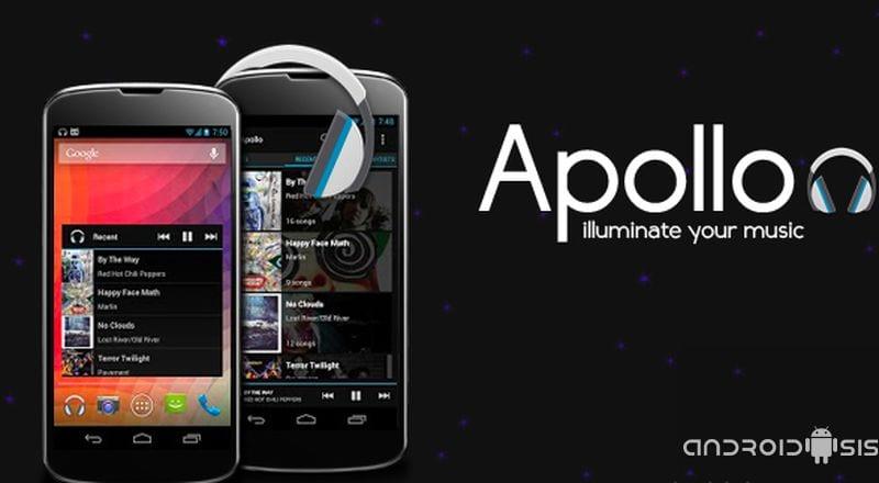 [APK] Descarga e instala Apollo y DSP Manager, el reproductor de música y ecualizador de Cyanogenmod