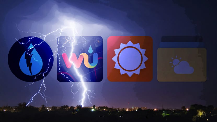 Apps pronóstico hiperlocal