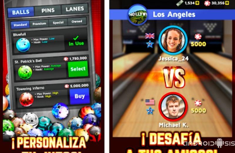 Bowling King, un sensacional Bowling online para que retes a jugadores de todo el mundo