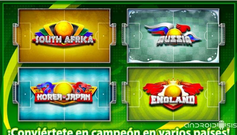 Soccer Stars, El clásico juego de fútbol chapas online que te enganchará desde el principio