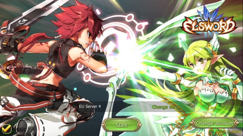 Elsword Evolution