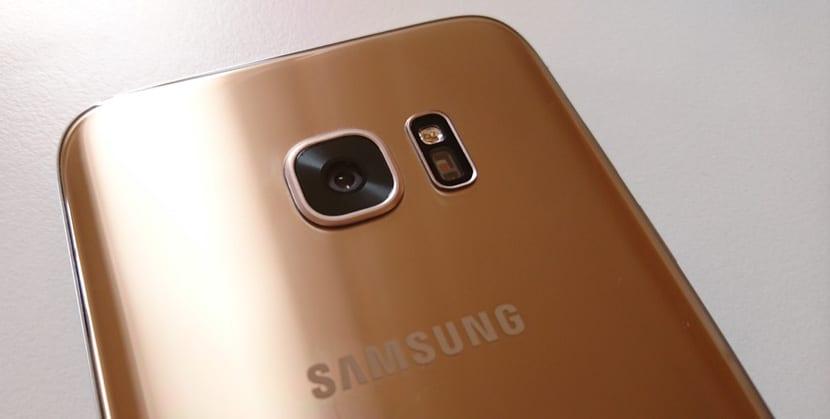 Galaxy S7 cámara