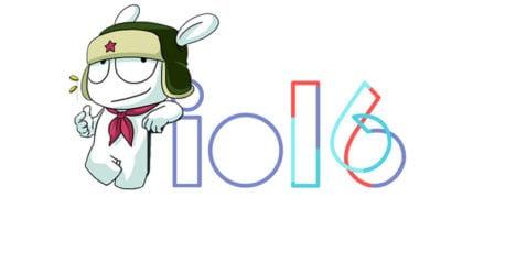 Xiaomi Google I/O 2016
