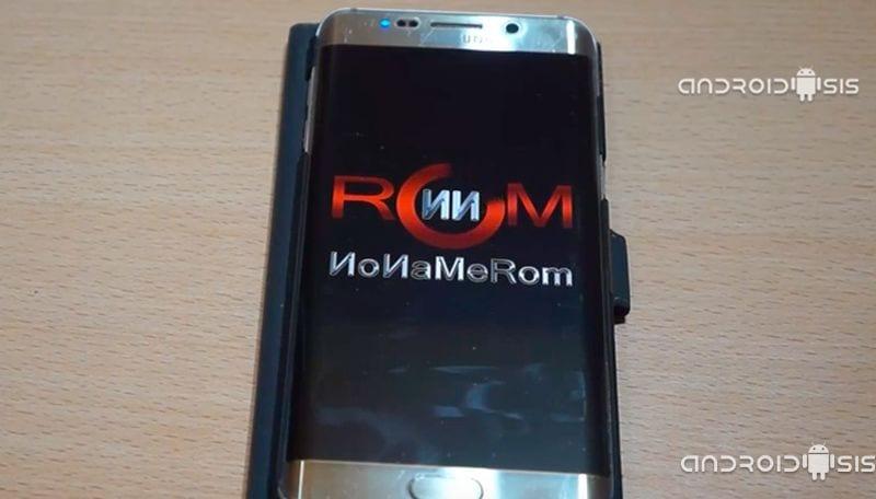 La mejor Rom para el Samsung Galaxy S6 Edge Plus se llama NoNaMe Rom v5, ¡¡te enseñamos a instalarla!!
