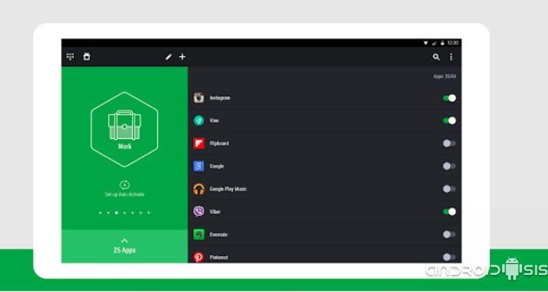 Hexlock, una app para proteger aplicaciones Android compatible con el sensor de huellas dactilares y perfiles