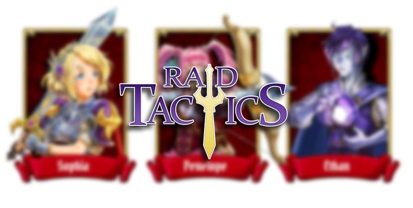 Raid Tactics