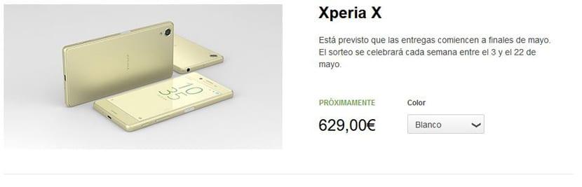 Xperia X