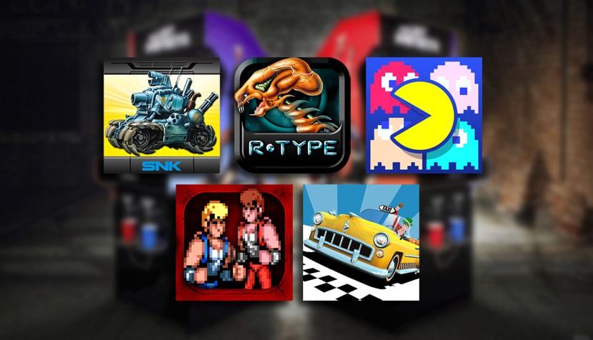 5 mejores arcade