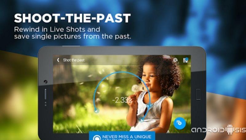 Una de las mejores cámaras de fotos para Android se llama Camera MX y es gratis