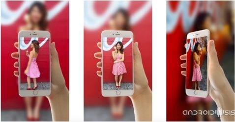 Cómo realizar fotografías al estilo Live Photos en Android