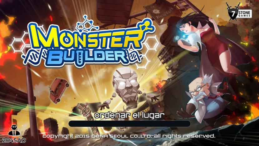 Monster Builder