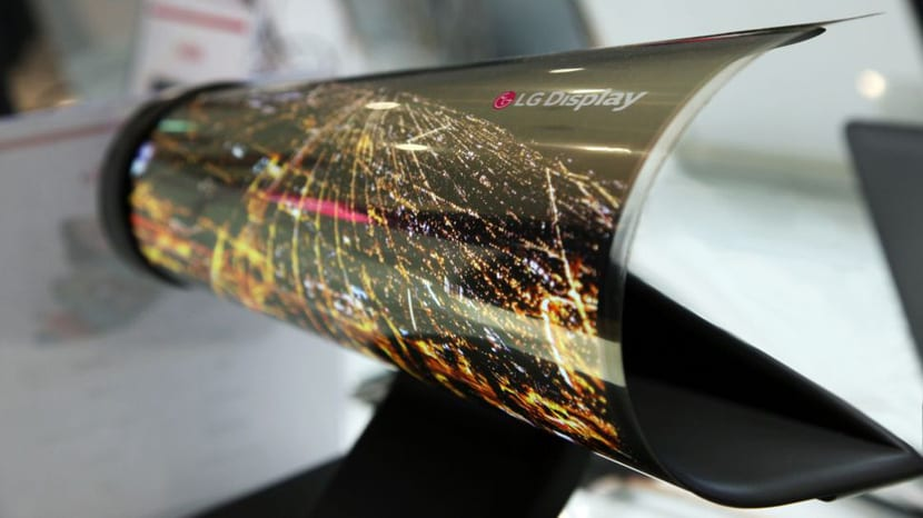 OLED flexible